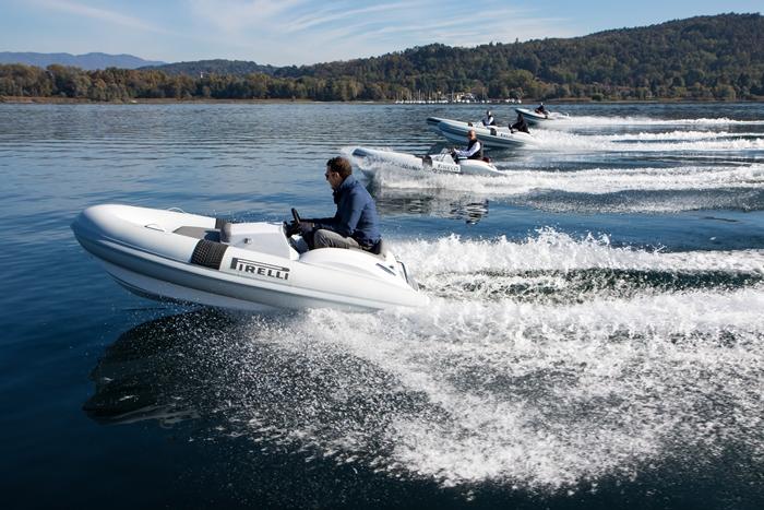 Best Boats en Pirelli