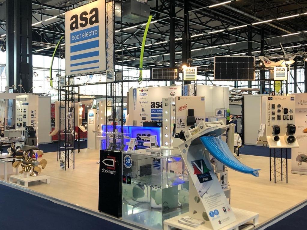 Het huidige ASA Boot Electro is al in 1952 opgericht door Adriaan Kock