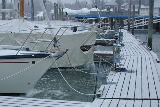 Hoe kun je je boot winterklaar maken?