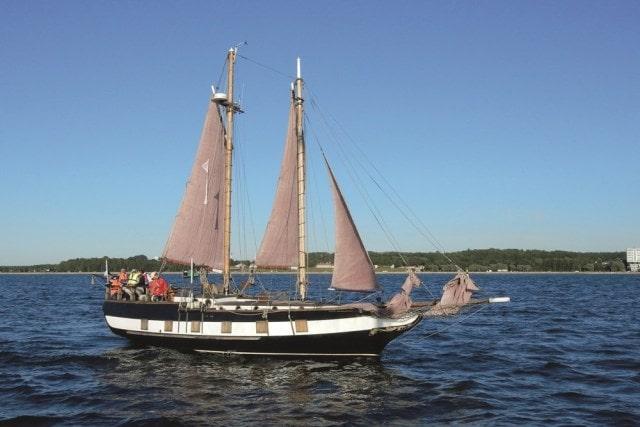 Vaarroute Estland