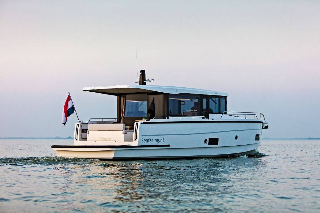 De Seafaring 44 coupe