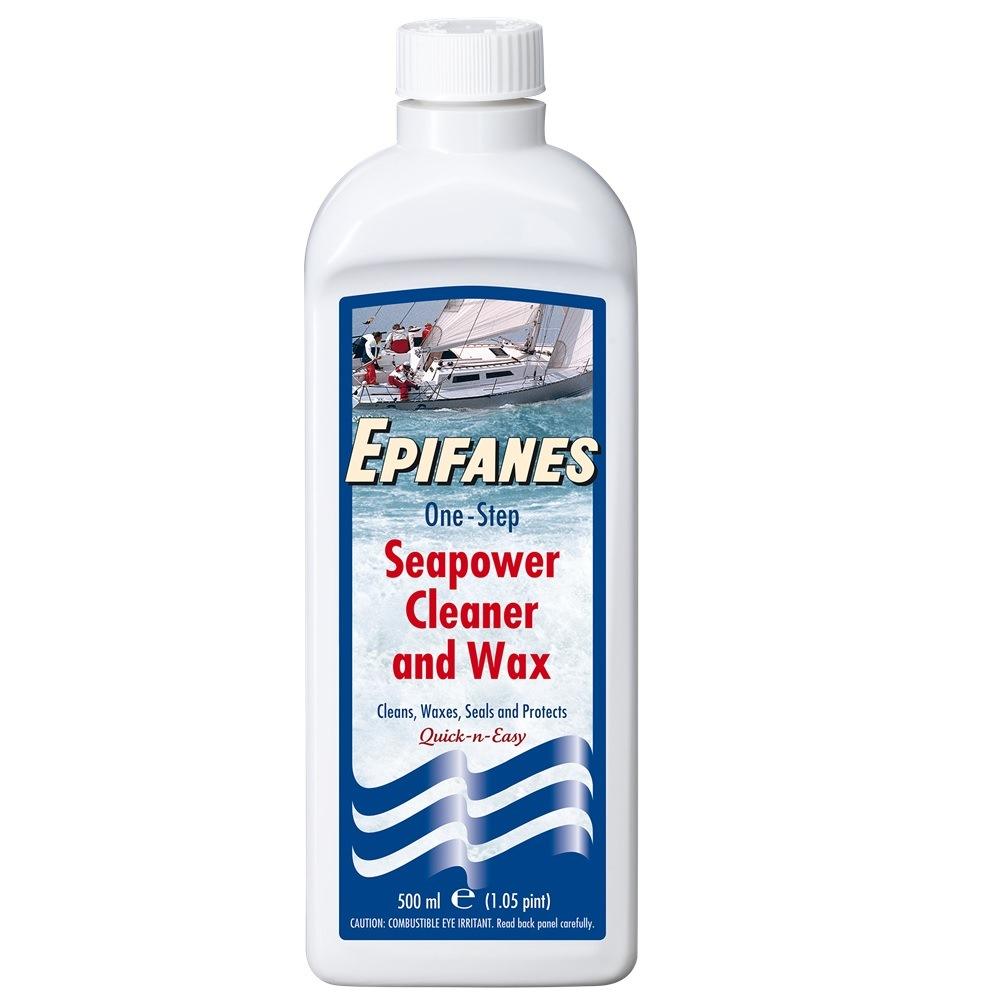 Epifanes Seapower Cleaner en Wax