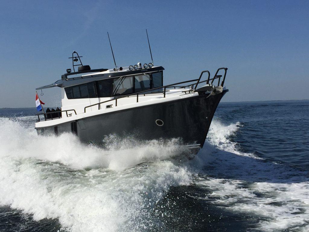 Boottest Sargo 36 Explorer