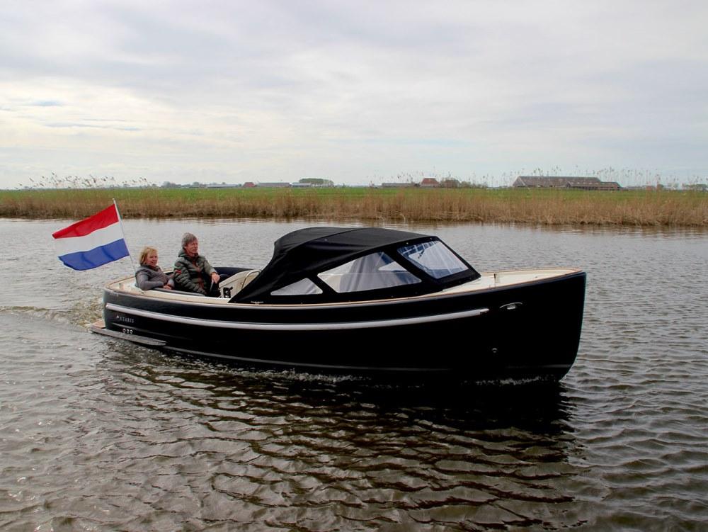 Boottest Antaris 55E