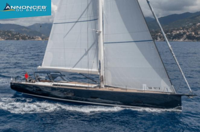ICE 70 – Le Yacht qui allie haute couture et haute performance