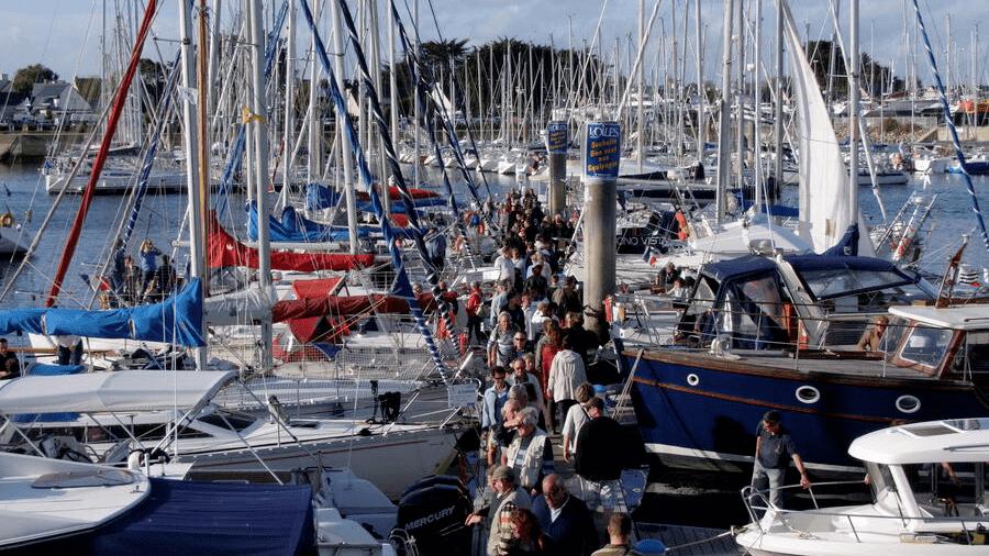 Le salon du bateau de l'occasion, Le Mille Sabords du Crouesty 2021