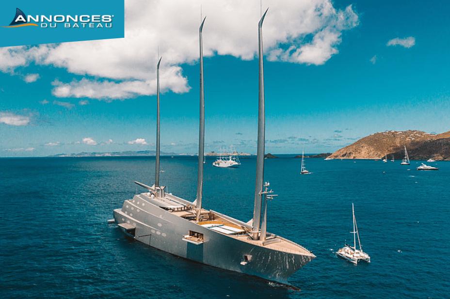Les yachts les plus chers du monde