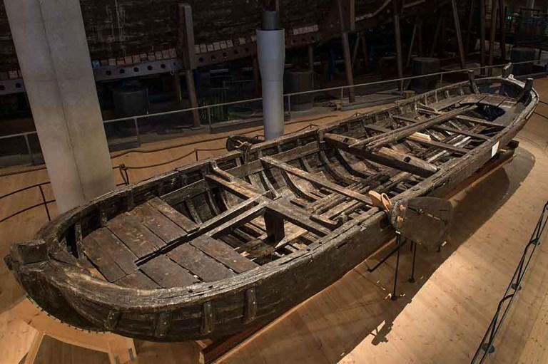 Longboat Vasa Museet
