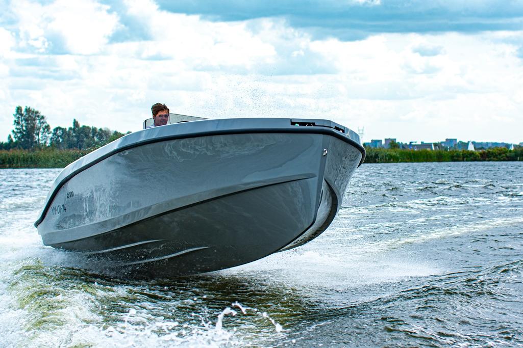 De Rand boten worden milieuvriendelijk geproduceerd.