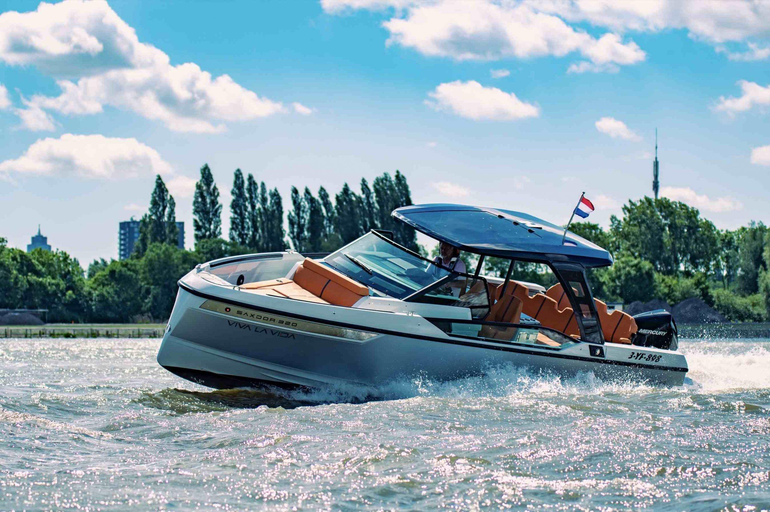 Saxdor 320 GTO