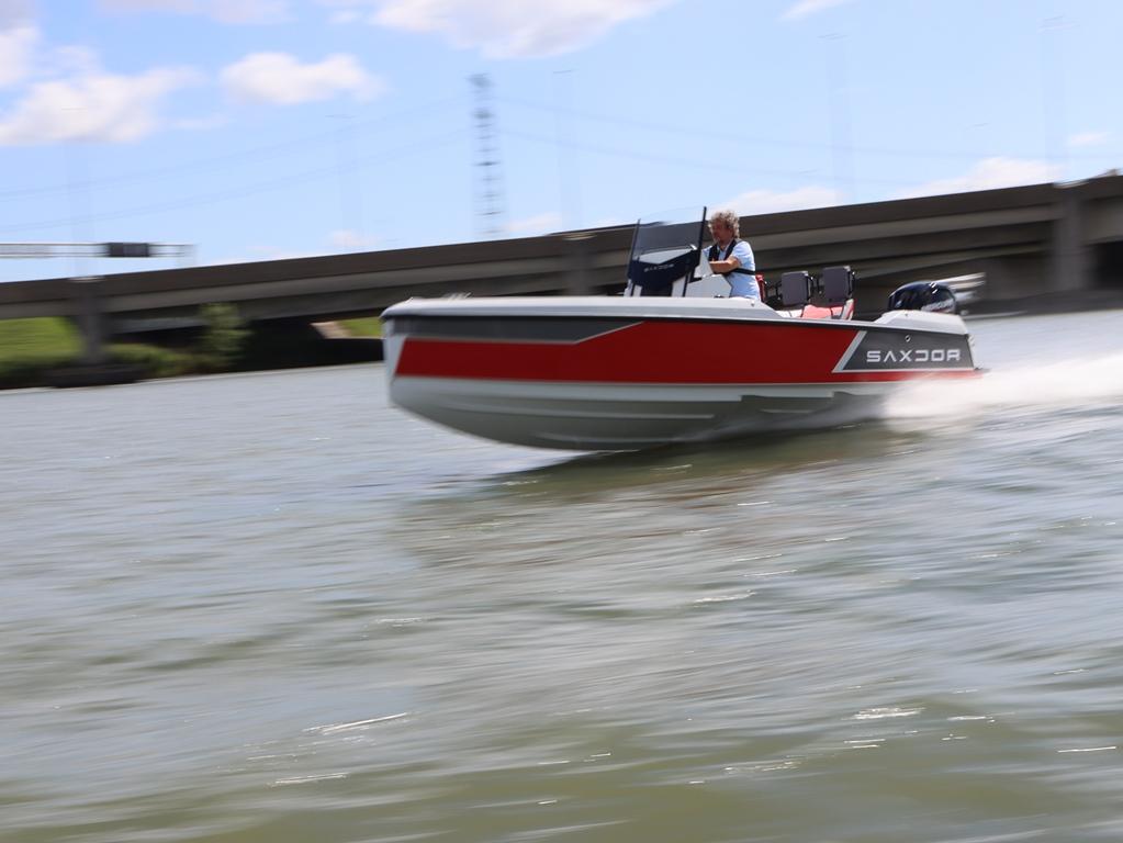 Deze Saxdor 200 sport is de meest interessante funboot van de laatste tijd