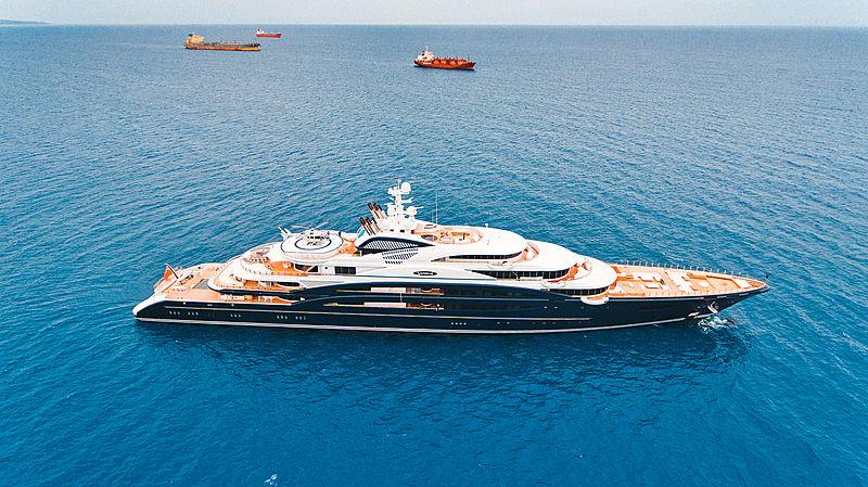 Serene-yacht-les-yachts-les-plus-chers-du-monde