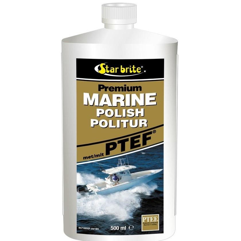 Starbrite Premium Marine Polish met PTEF