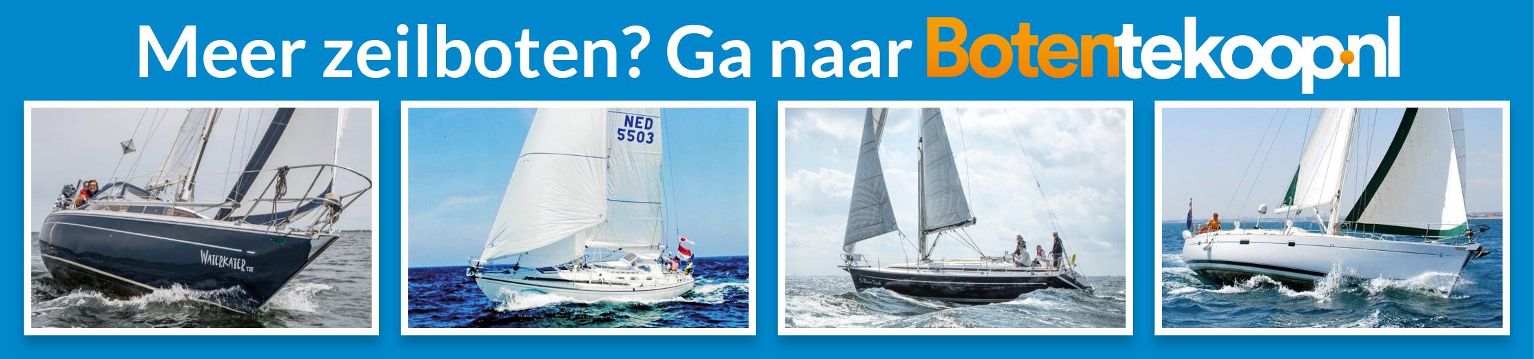 Zeilboten op Botentekoop.nl