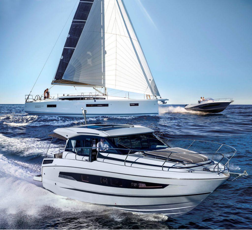 Yachts vs Bateau