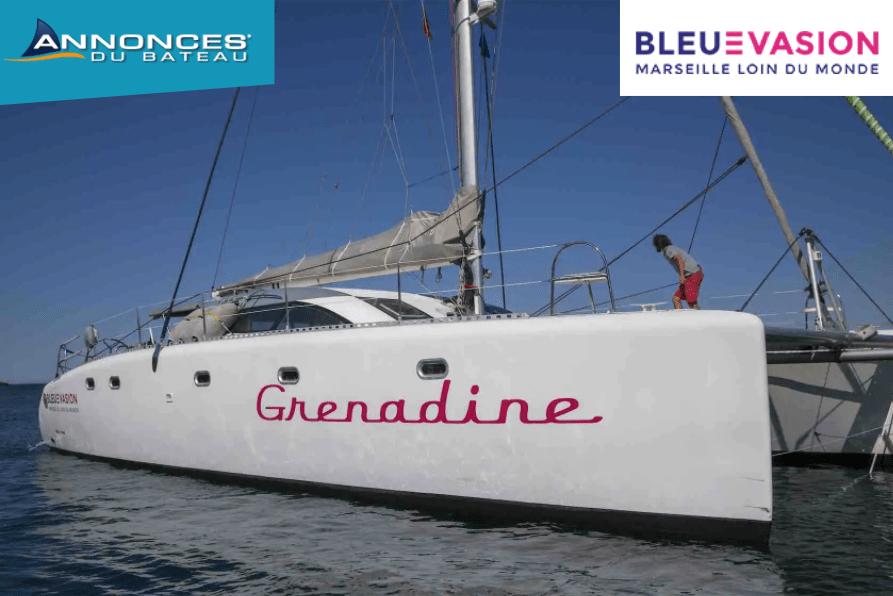 Location de catamaran à Marseille pour une expérience inoubliable