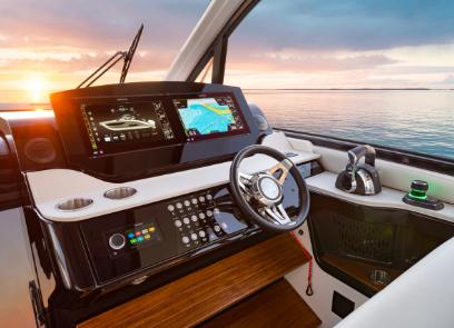 Simrad le système idéal de navigation