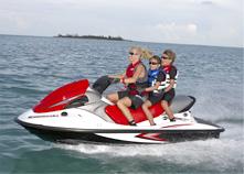 Jet ski PWC Jet boats