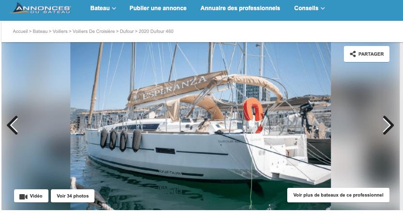 Comment rédiger une annonce pour votre bateau ?