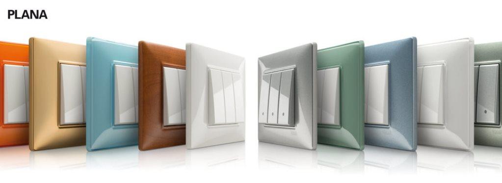 Vimar is een exclusief productenpakket met design schakelmateriaal en innovatieve domotica systemen.